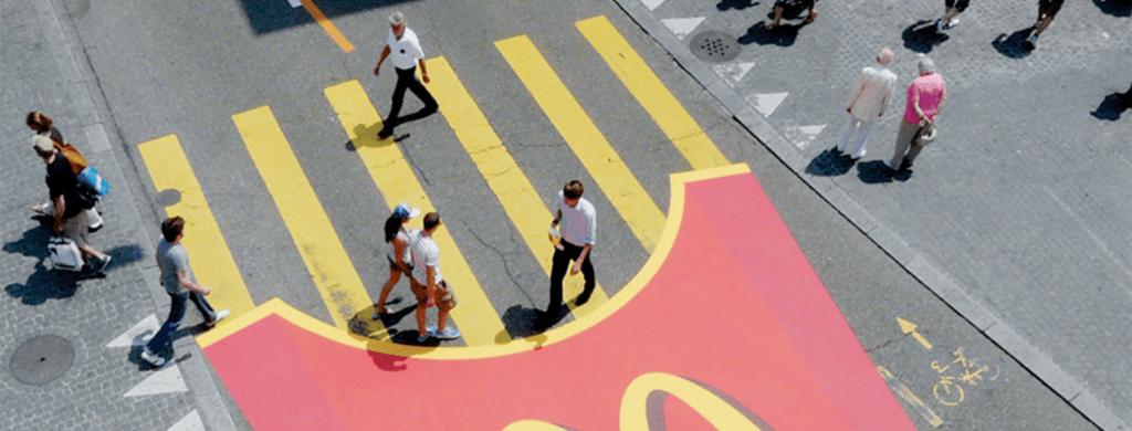 McDonald's Crosswalk