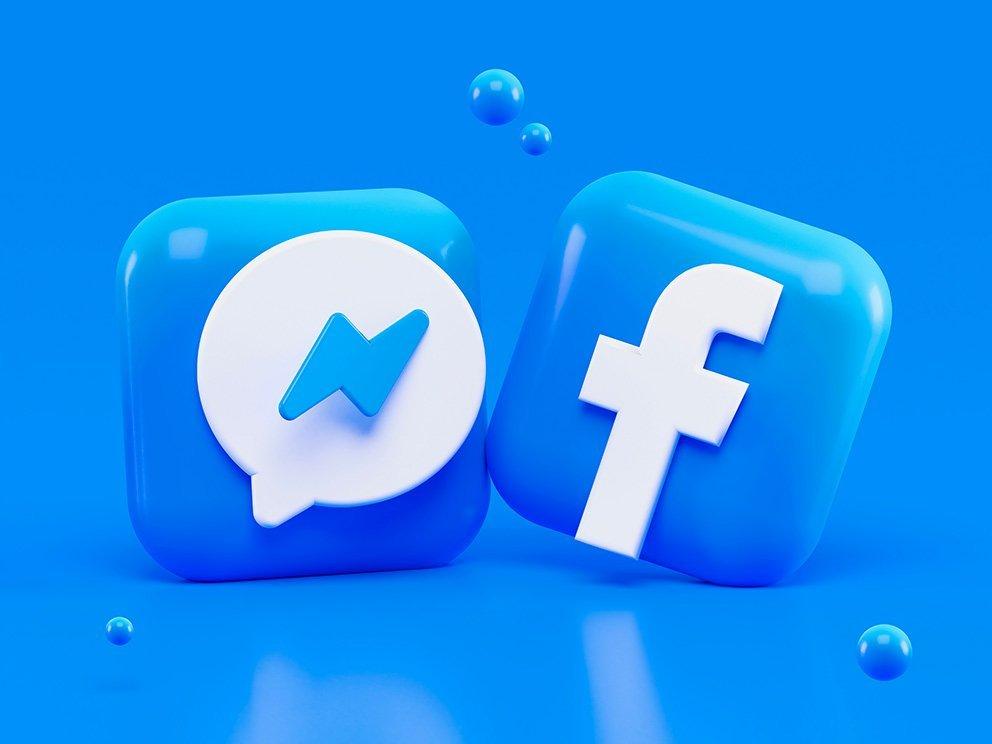 Icone Facebook e Messenger