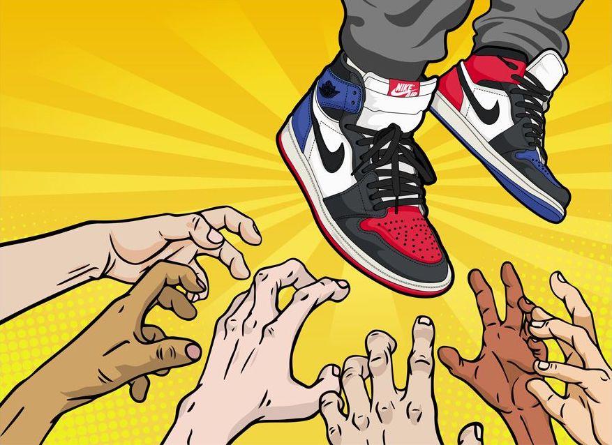 reselling marketing sneakers smarTalks